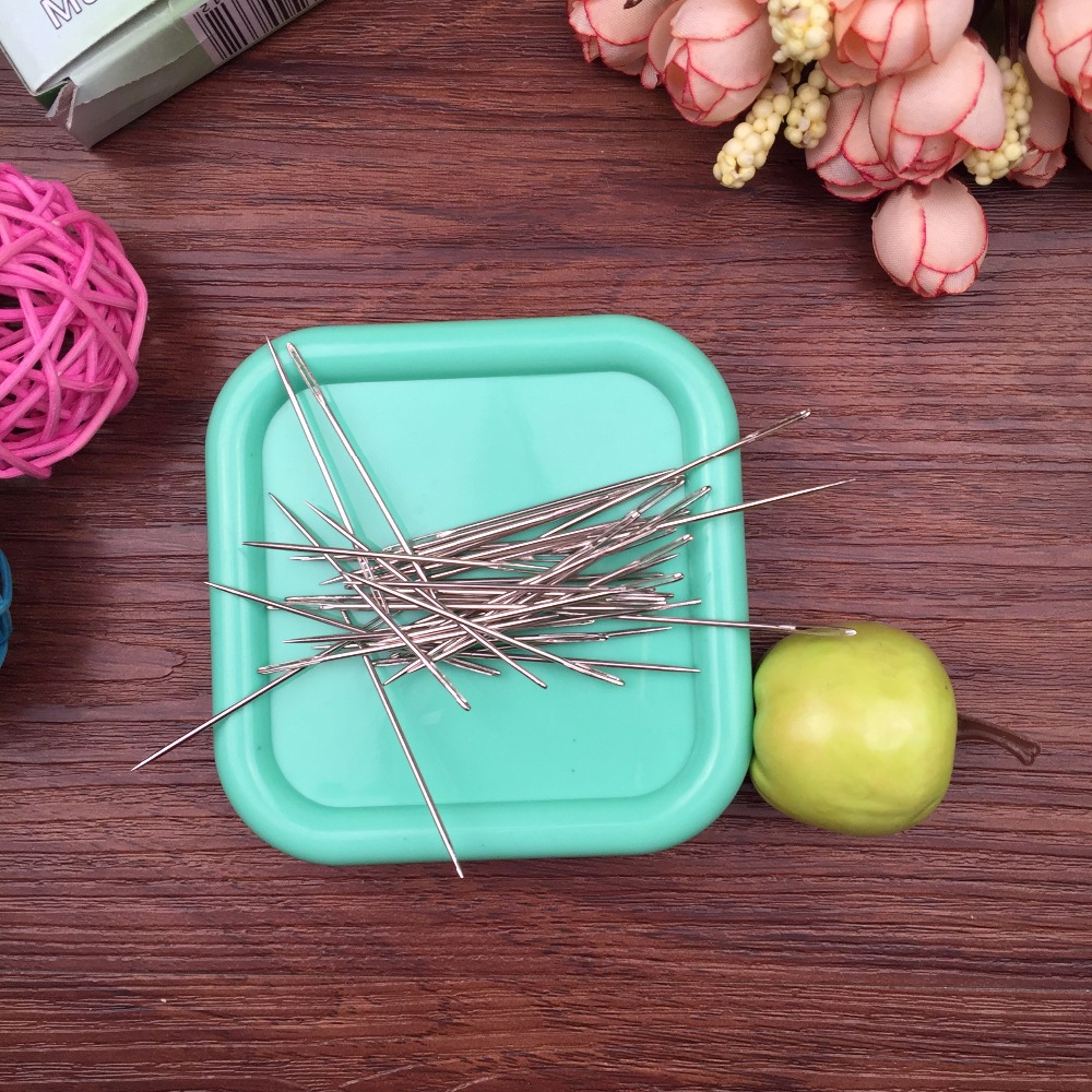 Free shipping For needlework accessories, knitting tool Easy knitting Sewing tool Magnet Box for Easy Sewing or Cross-stitch