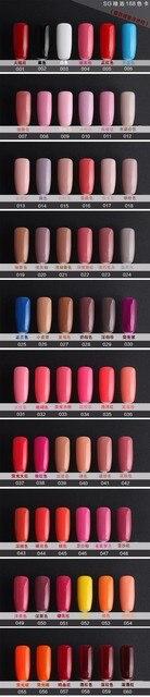 110 pcs M.ladea nail gel wholesale fast arrive 7-25 days to reach