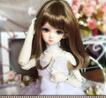 New 15-16.5CM,17.5-18CM,20-22.5CM,23-24CM 42 Colors Pretty Long Curly BJD Wig For 1/6,1/4,1/3  LUTS YOSD SD MSD Doll Wig  HW77