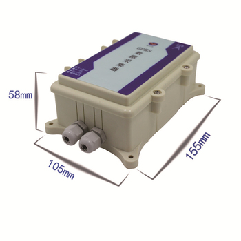 Analog data acquisition module, GPRS wireless agriculture, Internet of things, carbon dioxide room, power failure alarm