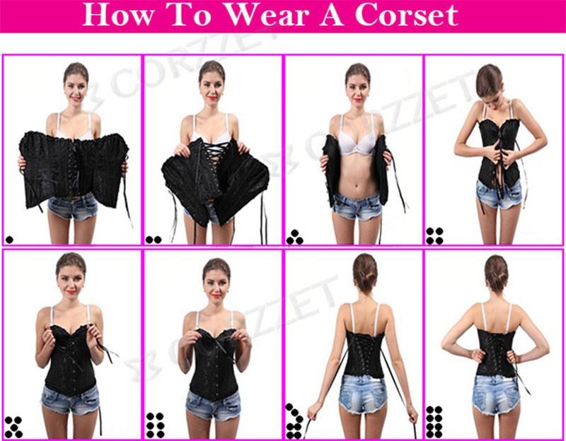 how-to-wear-a-corset-corzzet