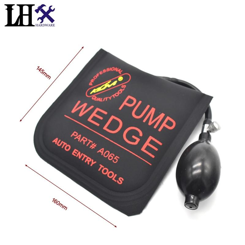 Hardware LHX KLOM PUMP WEDGE LOCKSMITH TOOLS Auto Air Wedge Airbag - Utensili manuali - Fotografia 5