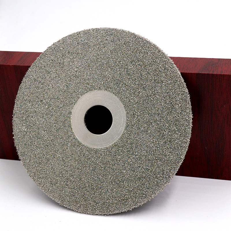 4 Inch Grit 60-3000 Single Diamond Coated Polishing Disc  Flat Lap Grinding Wheel Rotary Circular Saw Blade Abrasive Tool