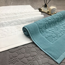 Hotel Beauty Club SPA Towel Mat Quality Hotel Padded Absorbent Toilet Foot