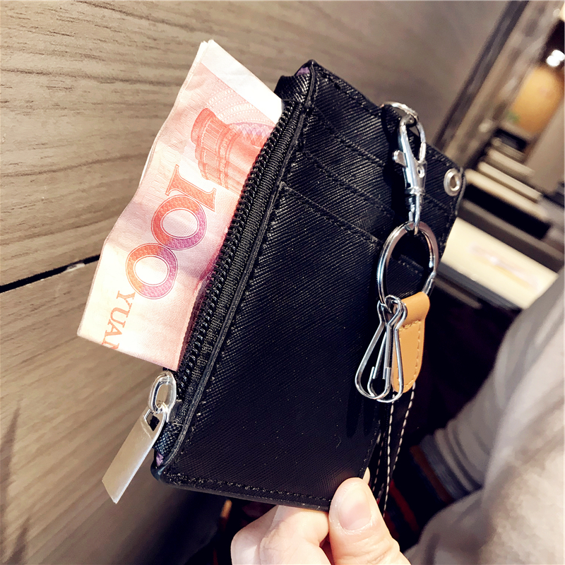 Luggage & Bags Coin Purses & Holders Smart Shiny Women Card Holder Wallet Id Holders Female Student Cardholder For Lolita Cute Star Transparent Laser Bank Credit Card Case Low Price