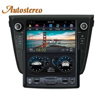 Android Tesla style Car GPS navigation headunit For Nissan X TRAIL/Qashqai/Rouge 2013+auto radio tape recorder Multimedia player