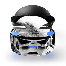 Star Warsแบบถอดได้ไวนิลDecalสติกเกอร์ผิวสำหรับPlaystation VR PS VR PSVRป้องกันฟิล์มสติกเกอร์ผิว