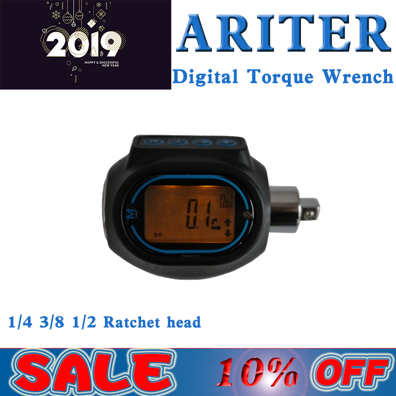 Cheap sale Digital torque wrench 1 2 3 4 3 8 1 4 6 350Nm Adjustable