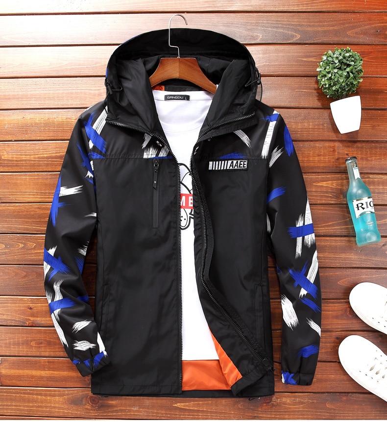 2019 New Men Streetwear Hip Hop Iron Ring Casual Blazer Jacket Male Vintage Fashion Suit Coat