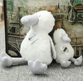 Hot sale 30cm high quality Imported fabric full manual doll interiorhuset toys ins burst new duck Plush toys1pc