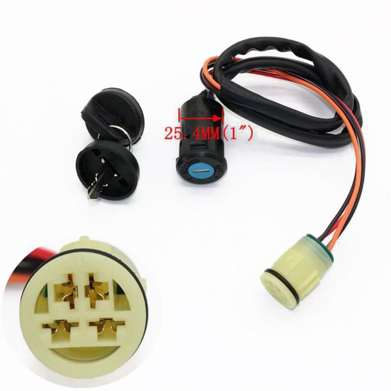 US $4 98 |1Pcs Motorcycle Ignition Key Switch for HONDA TRX420FE RANCHER  420 ES 4x4 07 08 Car Styling Motorbike Ingition Accessory New-in Car  Switches