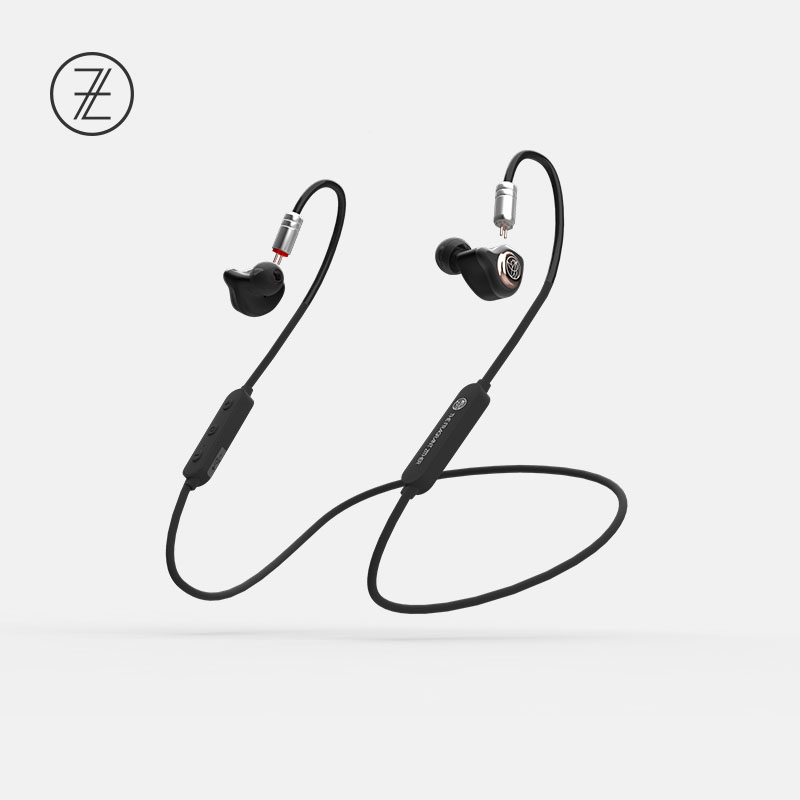Tfz The Fragrant Zithe/ AIR KING HIFI Bluetooth Neckband Earphones, Bass Sound Monitor Earphone In-Ear Sport Headset for Phone original awei es q3 headset noise isolation bests sound in ear style hifi earphones for phone mp3 mp4 players 3 5mm jack