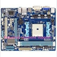 Ga-a55m-ds2 a55m-ds2 apu Desktop motherboard A55 DDR3 FM1 integrated Gigabit Ethernet