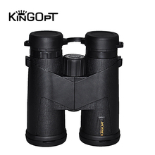 KINGOPT 10x42 New Waterproof Telescope with HD Double-sided Broadband Green Film Mirror Wide Angle Lens for Outdoors