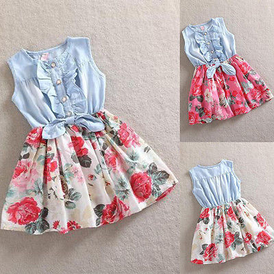 Popular Summer Dresses Toddlers-Buy Cheap Summer Dresses Toddlers ...