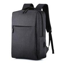 2019 NEW Laptop Backpack Bag Men Women 15.6 Inch Notebook Travel Backpacks Anti Theft Male Female USB Bagpack Outdoor Mens Bags
