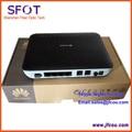 Оригинал HG8240 GPON ONU оптический терминал действуют в режиме FTTH с высокой скоростью. 4FE + 2 ГОРШКИ