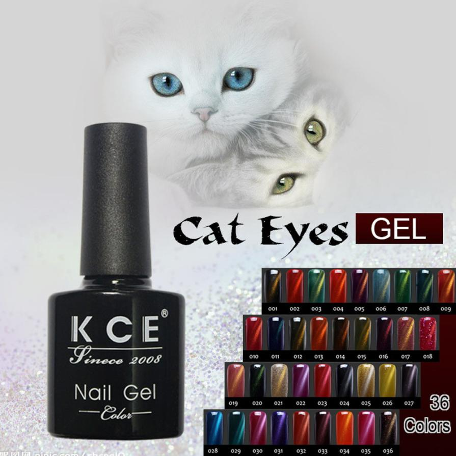Beauty Girl Fashion Uv Glue Nail Polish Manicure Led Cats