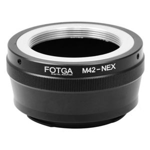 Image 2 - FOTGA Lens Adapter for Metal M42 to Sony E Mount NEX3 NEX5 NEX6 NEX7 A7 A7R A7S A6000 Cameras