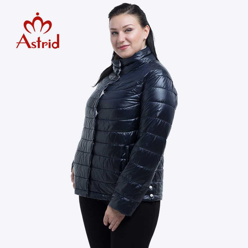Nieuwe Product Astrid Lente winter Vrouwen Leisure korte Hoogwaardige Jas Vrouwelijke dunne Jas AM-1999
