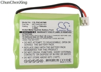 Cameron Sino 700mAh Battery MT700D04C051 for Philips SBC-EB4870 A1706  E2005  SBC-EB4880 A1706  For Avent SDC361