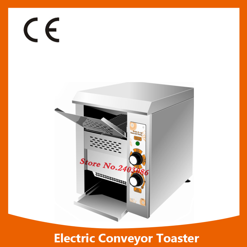 Commercial Automatic Electric Chain Belt Bread Conveyor Toaster With Ce,High Quality Conveyor Toaster,Eletric Conveyor Toaster shipule commercial conveyor toaster bakery oven electric conveyor toaster bakery oven for free shipping