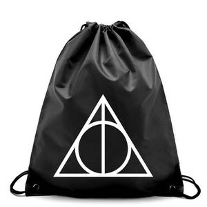 MIWIND Waterproof Oxford Anime Harry Potter Travel Bags