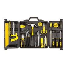 Набор инструментов STAYER 22055-H36 (36 предметов, высококачественная инструментальная сталь, молоток, плоскогубцы, отвертки, разводной ключ, напильник, нож, биты и др.)