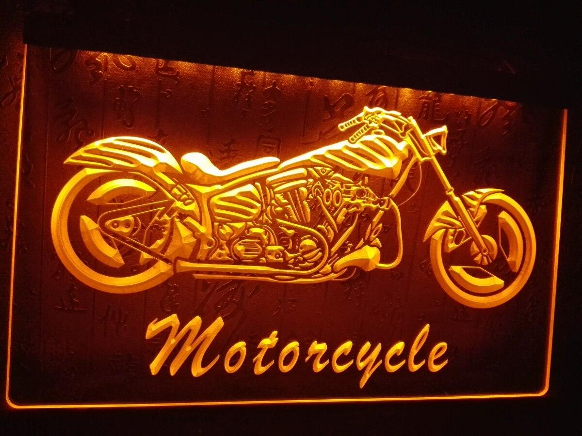 Husaberg Motorrad-Fahrrad-LED Neonlicht-Zeichen Wohnkultur Handwerk