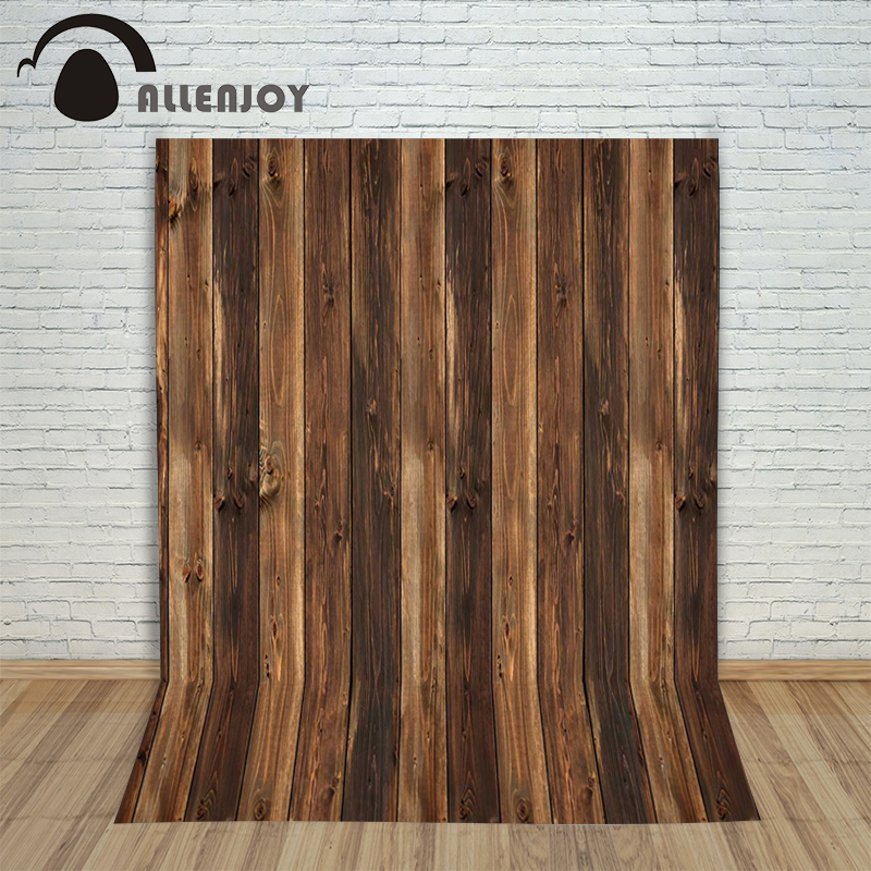 Allenjoy photographic background Wooden plank floor bars backdrops baby children props Send rolled 200cm*300cm allenjoy photographic background shovel excavators construction crane car kids backdrops send rolled camera fotografica wall