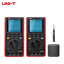UNI-T UT81C UT81B Digital Scopemeter Oscilloscope Wave Multimeter Handheld AC DC Volt Amp Resistance Capacitance Frequency Meter(China)