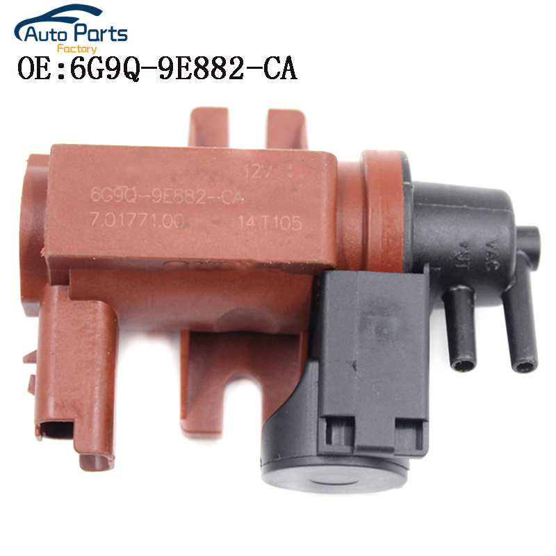 New Druckwandler Agr Abgassteuerung For Ford C-MAX Focus II MK2 2 0 TDCI 6G9Q-9E882-CA 6G9Q9E882CA