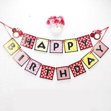 10pcs Mickey Party Supplies/Kids Supplies Decoration/Birthday Decoration