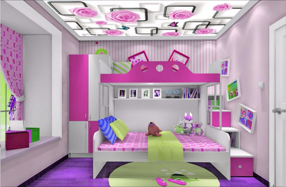 Custom photo 3d ceiling murals wallpaper Rose butterfly square plaid painting 3d wall murals wallpaper for living room custom 3 d wallpaper for living room ceiling murals wallpaper blue sky 3d ceiling wallpaper luxury ceiling wallpaper