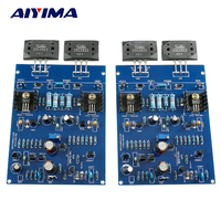 AIYIMA NAIM NAP140 AMP CLONE KIT 2SC2922 Power Amplifier Board Amplificador Kits AMP For DIY 2.0 Channels J163