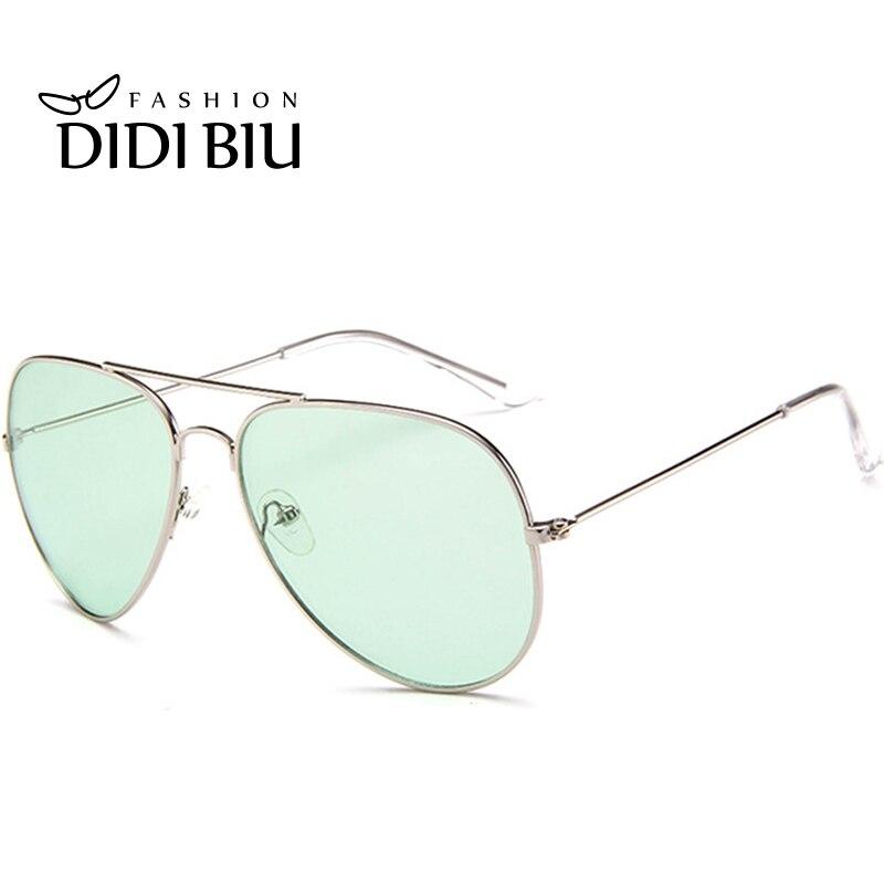 DIDI Clear Pink Gafas de sol Mujeres Hombres Océano Azul - Accesorios para la ropa - foto 3