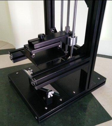 z eixo alumínio construir plataforma kit para dlp sla impressora 3d