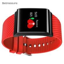 Betreasure X9Pro умный браслет bluetooth Sprot Smart Band OLED красочные Приборы для измерения артериального давления сердечного ритма Мониторы Фитнес браслет