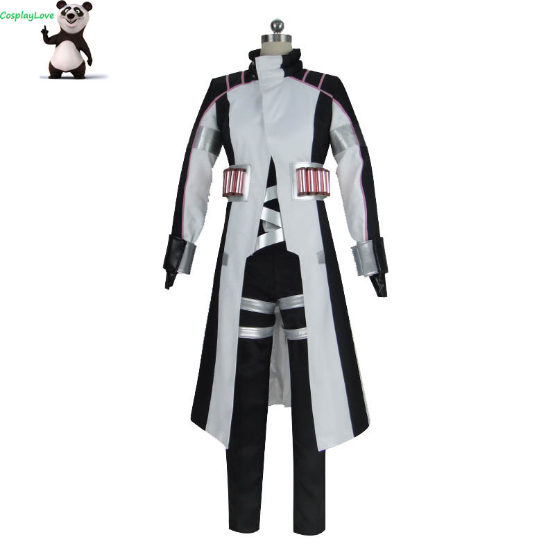 Sword Art Online: Fatal Bullet Itsuki Cosplay Costume Purple Custom made For Halloween Christmas CosplayLove