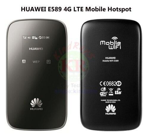 Unlocked Huawei E589 E589u-12 LTE 4g wifi router mobile hotspot 4g lte mifi  dongle wireless router pk e5372 e3276 e5776 e392