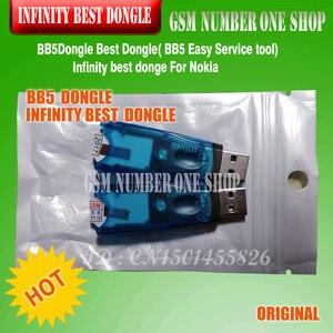 Image 1 - Gsmjustoncct 100% orijinal yeni Infinity En İyi Dongle BB5 En İyi dongle