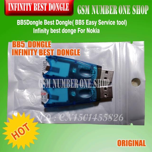 Gsmjustoncct 100% orijinal yeni Infinity En İyi Dongle BB5 En İyi dongle
