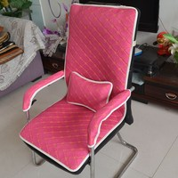Modern Flax Chair Cover Room Decoraiton Chair Cover Kitchen Home Office Chair Cushion Removable Anti dirty Chair Seat Case