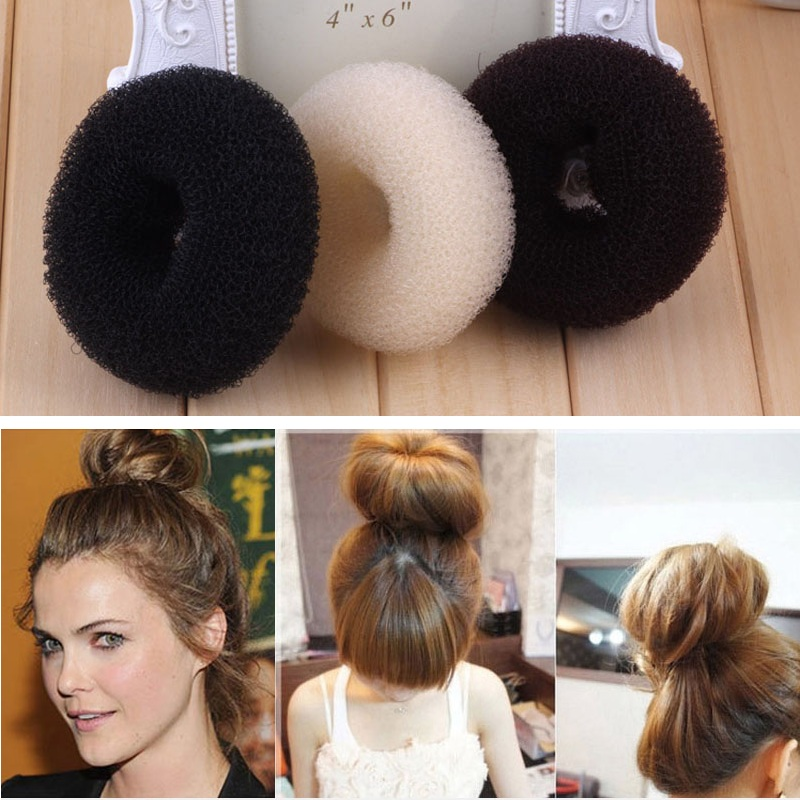 Terrific Compare Prices On Nice Hair Buns Online Shopping Buy Low Price Short Hairstyles Gunalazisus