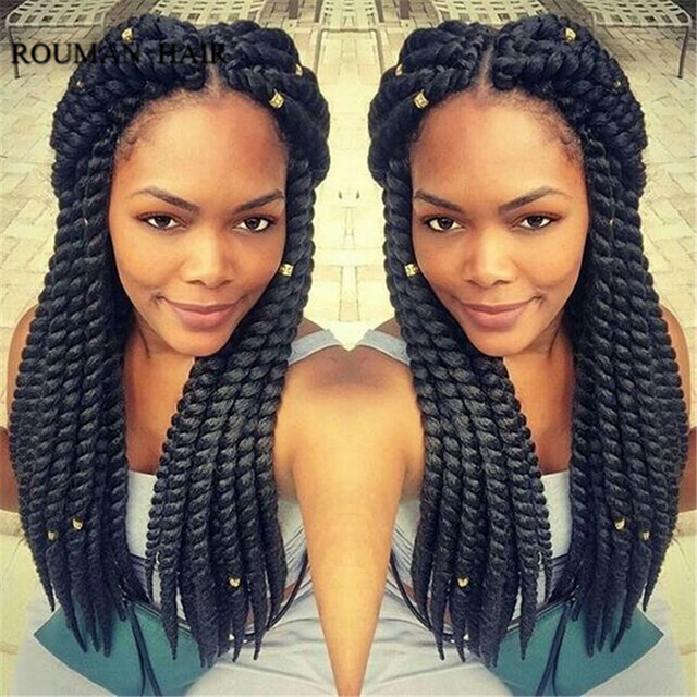Havana Jumbo Twist Freetress Braid Hair Extension100