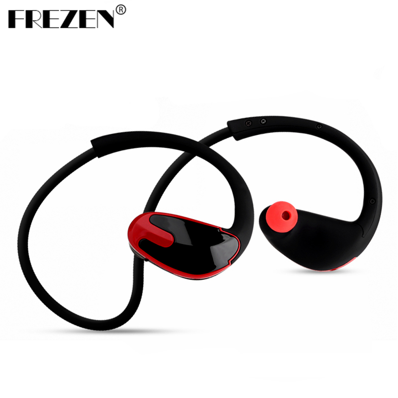 FREZEN R8 Bluetooth Earphone Wireless Headphones with Mic Sports Stereo Bluetooth Headsets for For Phone IPhone Xiaomi Samsung picun p3 hifi headphones bluetooth v4 1 wireless sports earphones stereo with mic for apple ipod asus ipads nano airpods itouch4