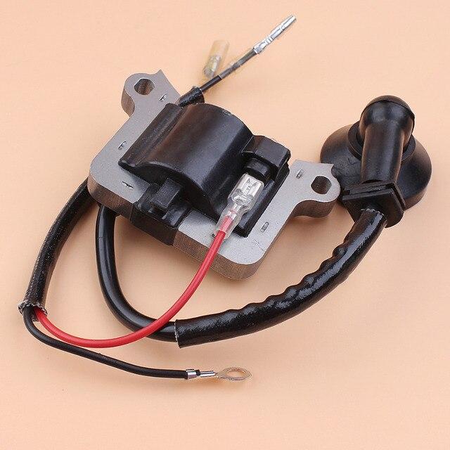 40-5 44-5 módulo magneto de bobina de encendido para China 43CC 52CC CG430 CG520 BG430 cortador de hierba de 2 tiempos partes 62MM