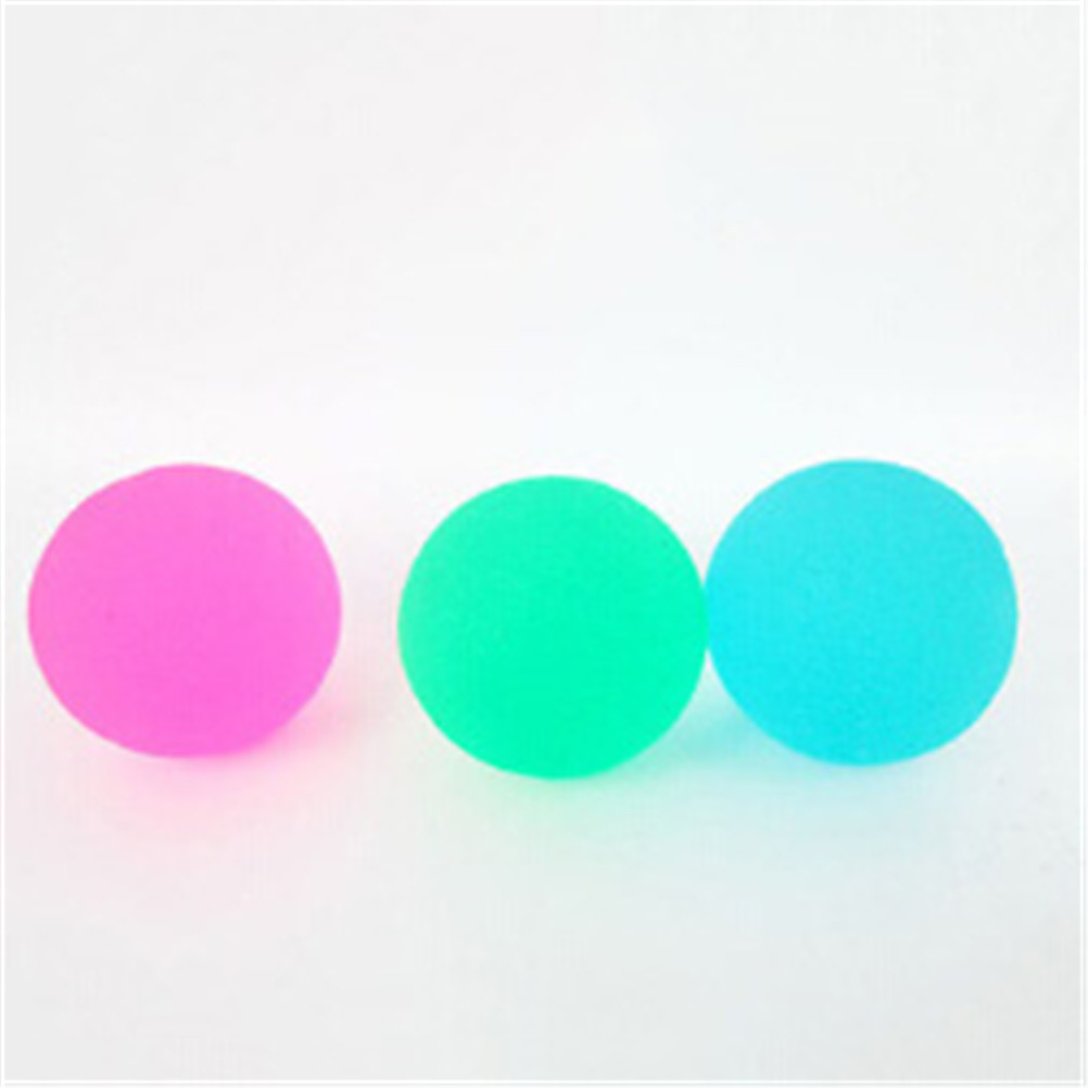 10pcs Colorful Toy Ball Mixed Bouncy Ball Child Elastic Rubber Children Kids Outdoor Sport Games Jumping Balls Bath Bouncy Toys