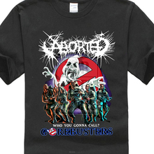 купить Aborted busters Shirt S M L Xl Xxl Tshirt Death Metal Official T Shirt дешево
