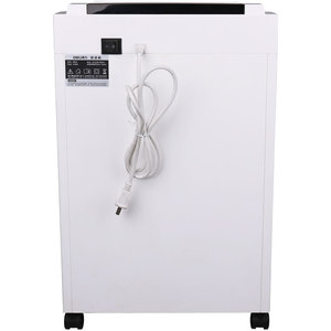 Image 4 - High Security and Shredding ability Silent design Cut 2*6 mm Paper, CD, and Credit Card shredder Office supplies deli 9954